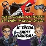 Michal David křest nového alba