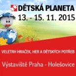 Veletrh Dětská planeta 2015
