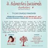 Tylovo divadlo Rakovník - Adventní bazárek 2010